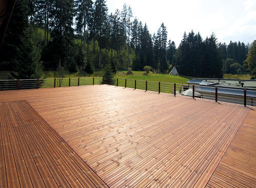 Benefits of Thermo Pine Decking